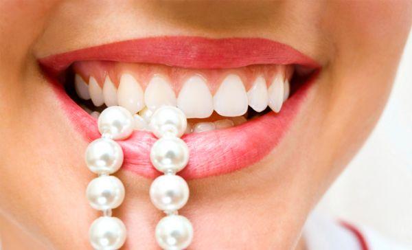 Wat is een porseleinen implantaat: parels