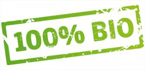 100% Bio met porseleinen implantaat