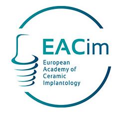 Logo EACIm: zirconia implantatemn