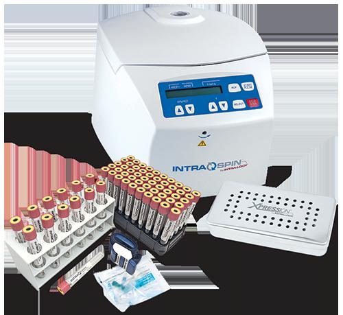 Materiaal voor L-PRF en biologische implantaten