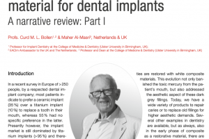 Artikel 2: zirconia implantaten